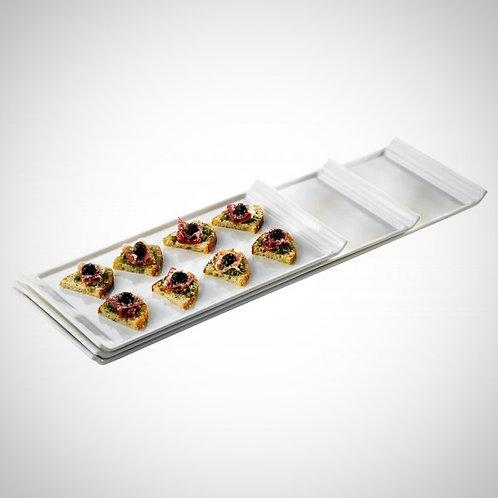 Rectangular Serving Platter 33 x 17cm | Pack of 3