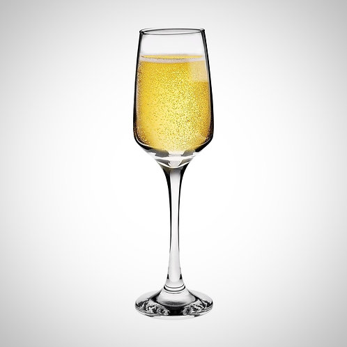 Milano Champagne Flutes - Set of 6