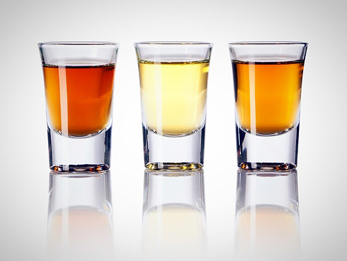 OLYMPIA SHOT GLASSES 25 ml -Pack of 12