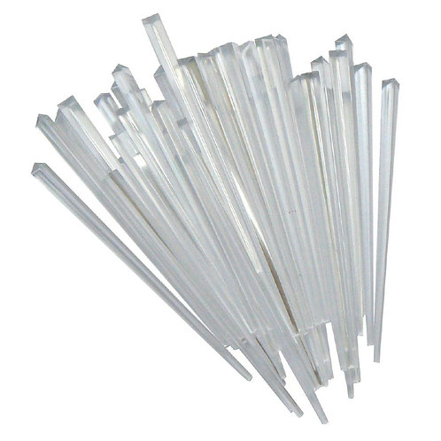 Clear Prism Sticks -pack of 1000