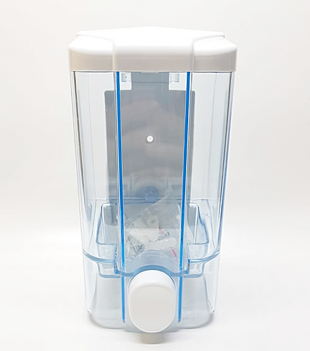 GAMA Transparent Soap Dispenser 500ml