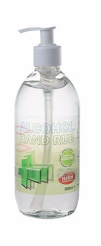Alcohol Hand wash Gel 0.5l