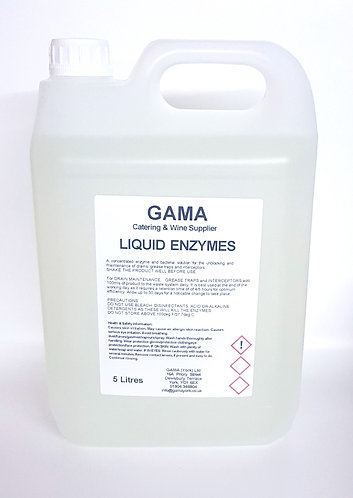 GAMA Liquid Enzymes Cleaner 5l