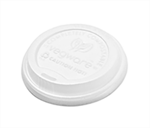 Wegware - W79mm CPLA Hot Cup LID- 1000