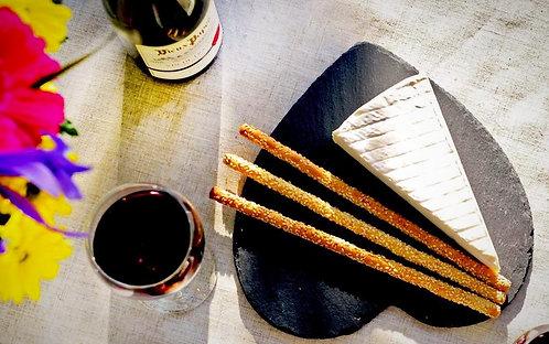 Romance Rustique Slate Serving Plates- Set of 6