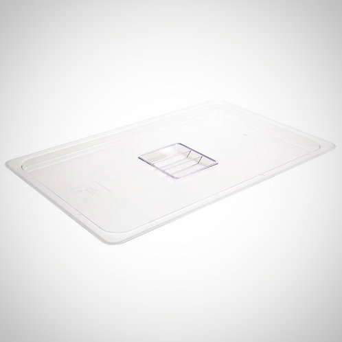 Polycarbonate 1/1 Gastronorm Lid Clear - for 65mm