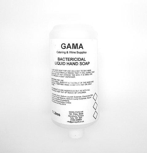 Bactericidal Liquid Hand Soap -1l