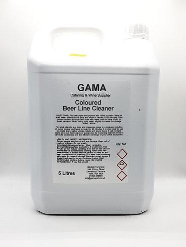 GAMA Beer Line Cleaner 5l