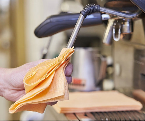 Barista Cloth (pack of 10) -100% biodegradable