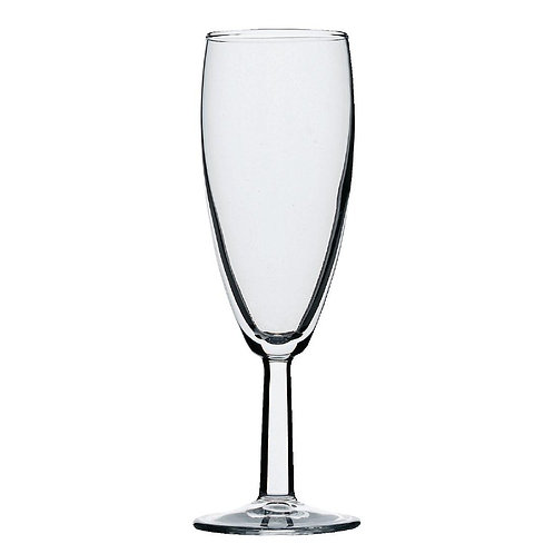 Saxon Champagne Flutes 160ml -pack of 12