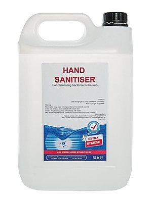 Alcohol Hand Gel 5l