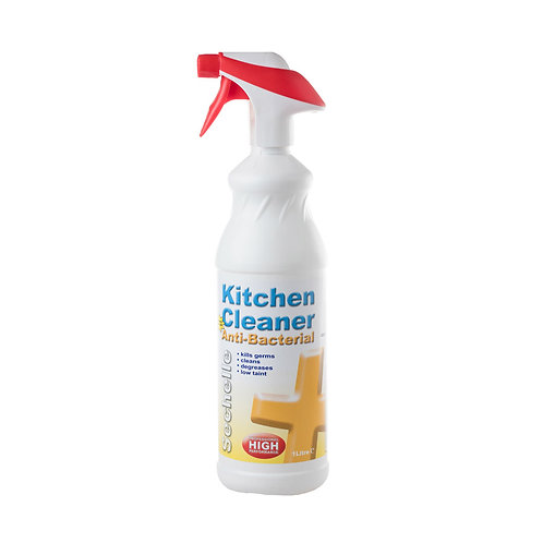 Professional Kitchen Cleaner and Degreaser Spay- 1L