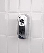Bobson Air Freshener  Dispenser - Silver, 20x9x7.5cm