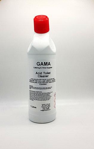 GAMA Acid Toilet Cleaner 1l