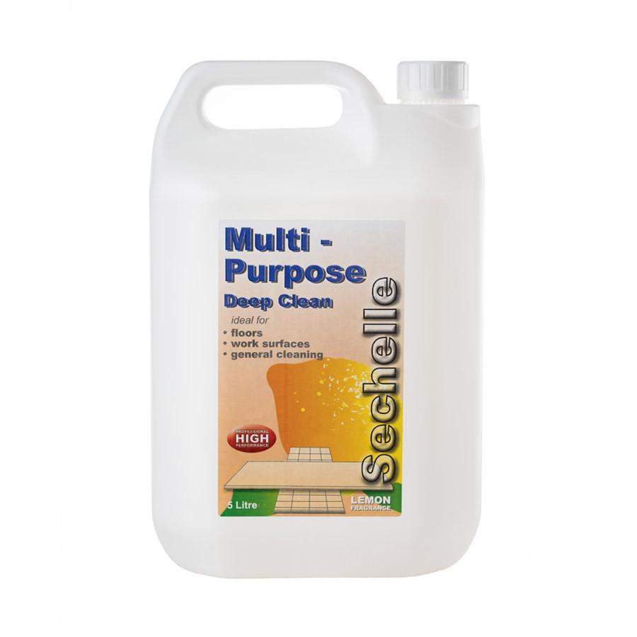Multipurpose Lemon Gel