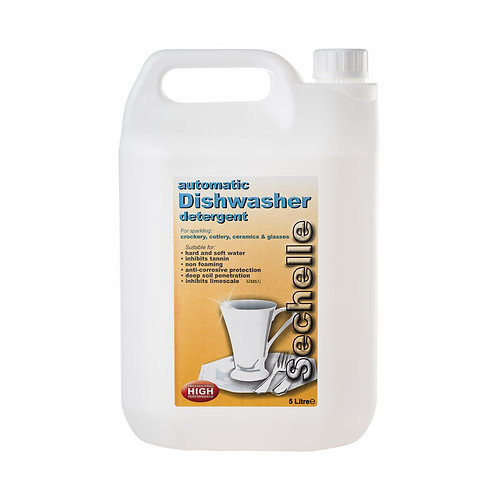 Auto Dishwasher Liquid Hard Water - 5 litres