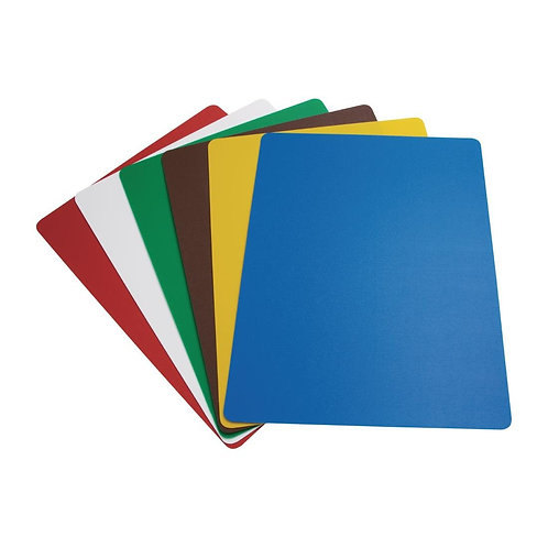 Catering Chopping Boards Colour Coded