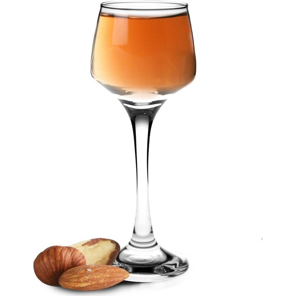 Ideal glass for sweet wine, liqueurs or sherry !
