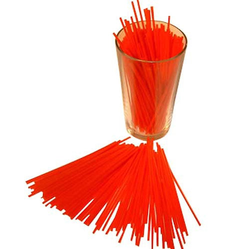 Sip Memphis Straws Red - Pack of 1000
