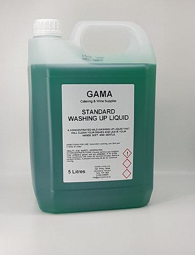 Standard Washing UpLiquid 10% - 5l