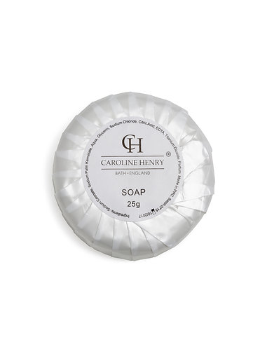 Pleat Soaps 25 g Pack of 50