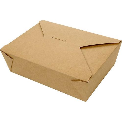 #8 Medium Kraft Snack Box - Box of 300