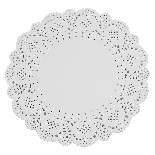 Paper Doilies (Round) 4 inch - pack of 250