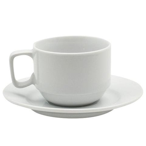 Classic Coffer Cup Saucer (200ml) - set of 24