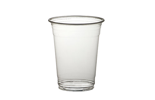 16oz Smoothie PET Cup Clear - Pack of 100