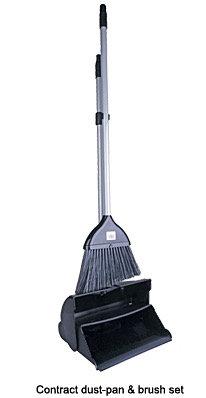 Lobby dustpan & brush set,103x29x28cm