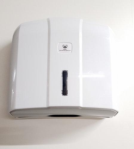 GAMA Paper Towel Dispenser C Fold / V Fold White