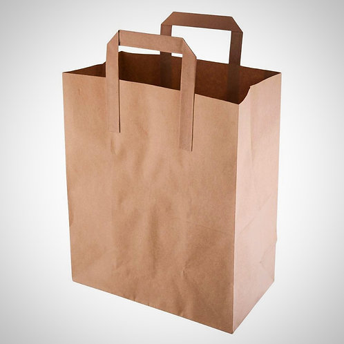 Medium Kraft SOS Bags - 250