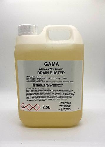 GAMA Drain Buster 2.5 l