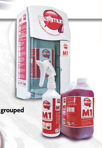 M1 Detergent Sanitiser