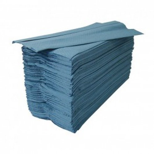 Z Fold Paper Towels Blue 1 ply 3000