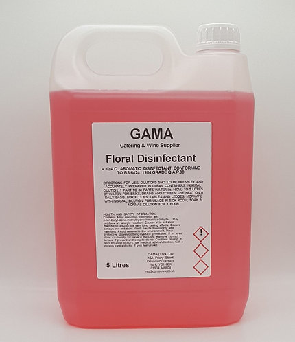 GAMA Disinfectant
