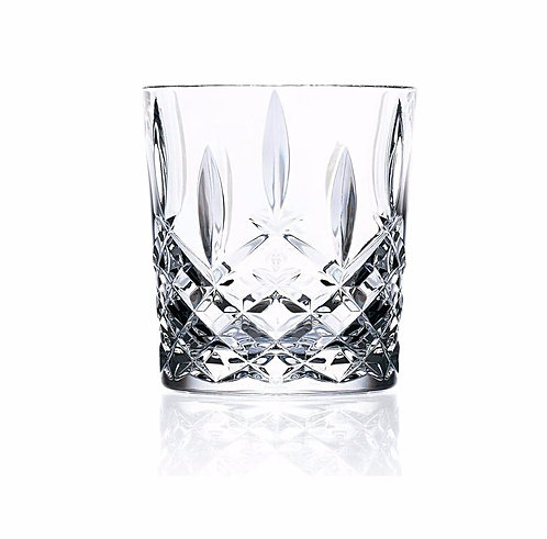 Crystal Tumbler Glass Set of 4 (340 ml)