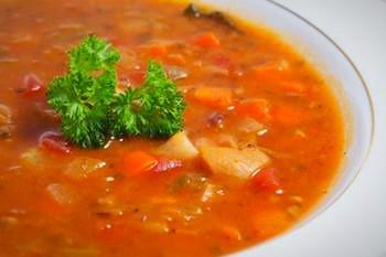 Minestrone Soup - Brew&Brisket Steak House York