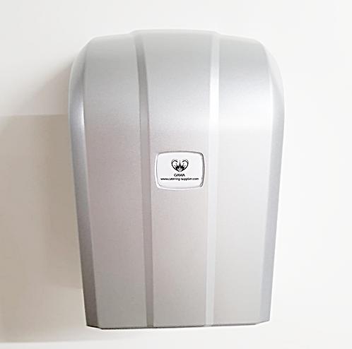 GAMA Paper Towel Dispenser C Fold / V Fold Silver