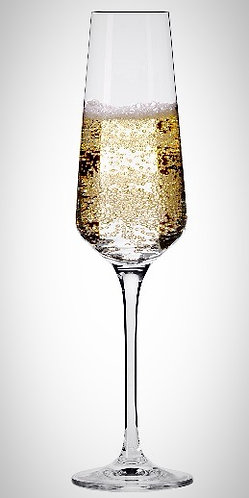 Classy Champagne Flutes- Set of 6