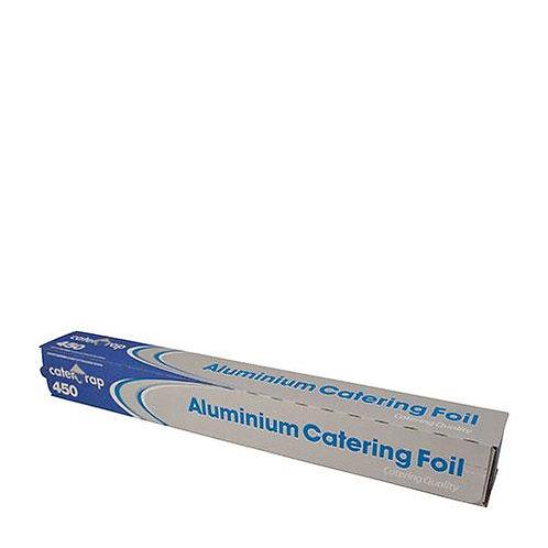 Caterwrap Catering Aluminium Foil (Cutterbox) 45cm x 75m