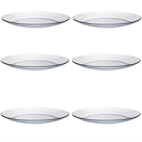 Dessert Plates Duralex  - 190mm- Set of 12