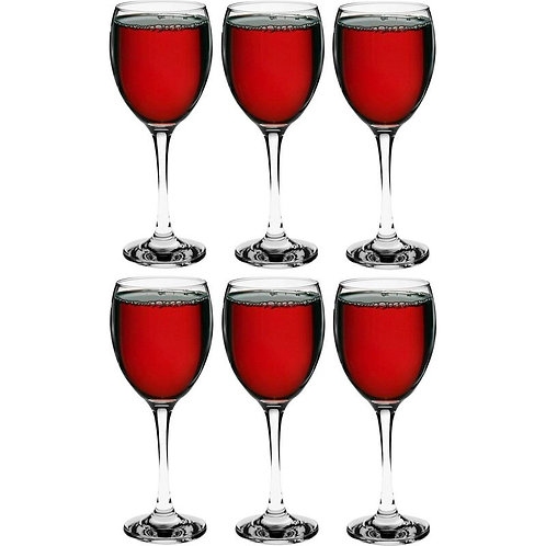 Typical Red Wine Glasses (Set of 6)