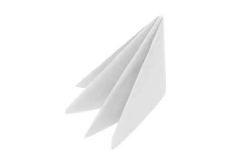 Luxurious White Napkins 3ply 40x40cm - Pack of 1000