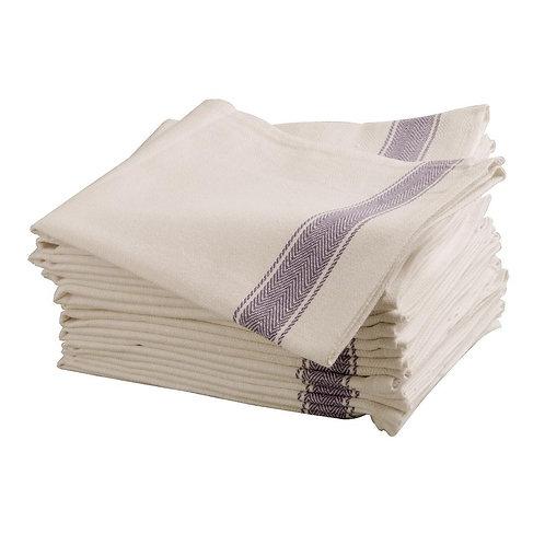 Heavy Blue Tea Towel _ pack of 10