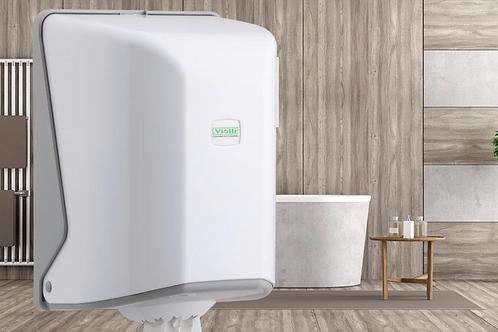 GAMA Centrefeed Dispenser - White