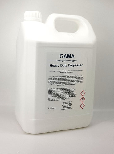 GAMA Heavy Duty Cleaner and Degreaser