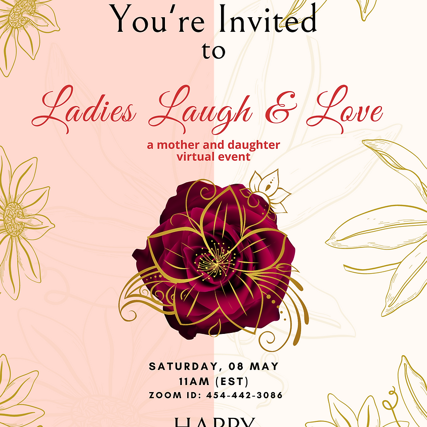 Ladies Laugh & Love