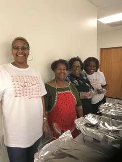 Operation CARE Partnering with Local Businesses for Community Outreach