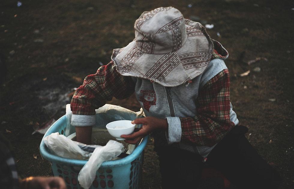 Feeding the Homeless Community Outreach